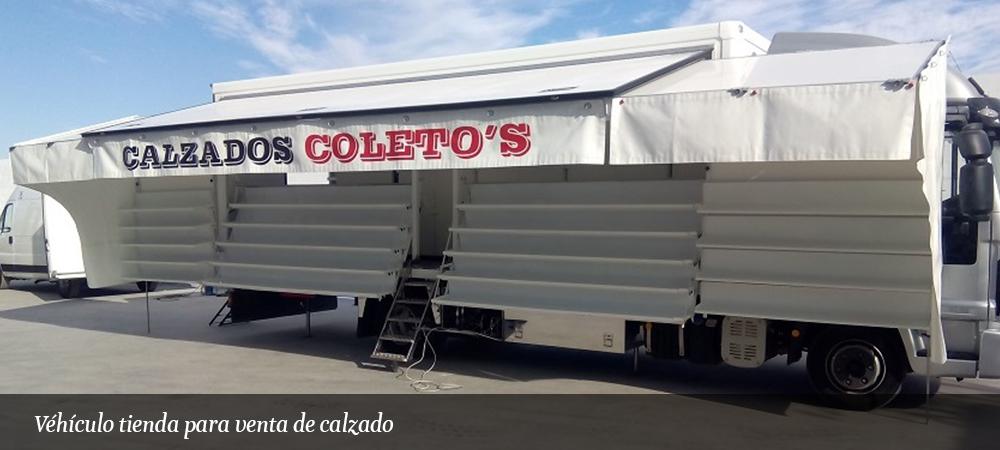 Henales álvarez Vehículos Tienda Food Truck Fabricación Reparación Y Mantenimiento De Carrocerías
